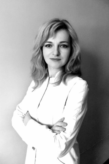 Чубинская Елена Игоревна Специалист ультразвуковой диагностики 1-oй категории