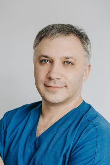 Подебрый Андрей Орестович Врач высшей категории