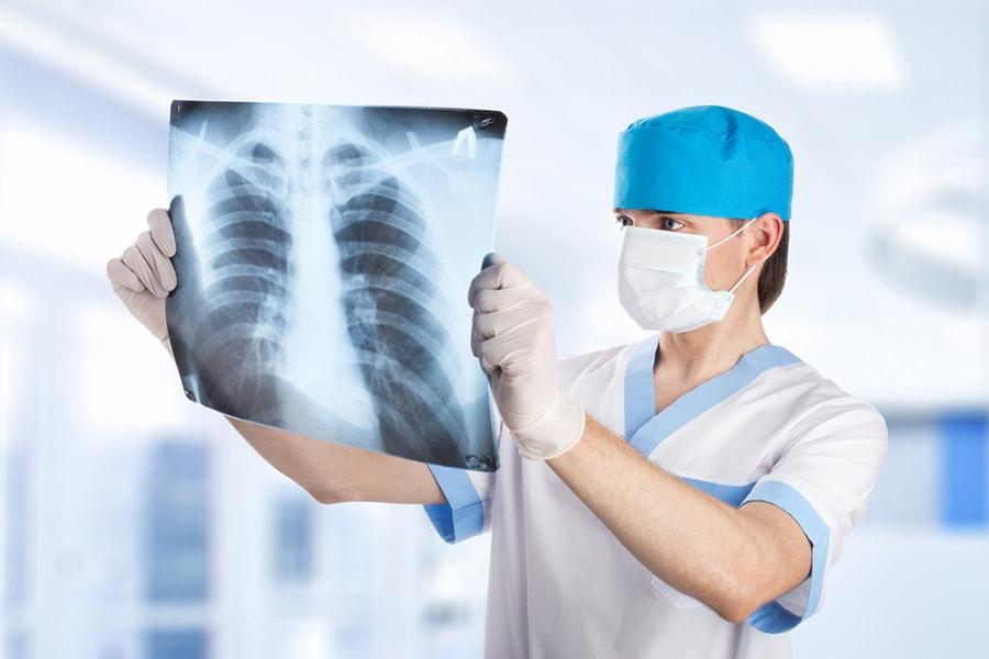 Висхідна рентгенографія