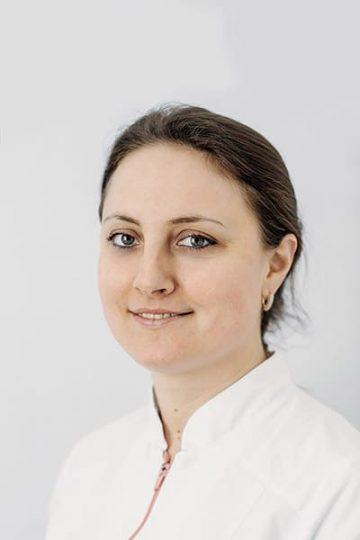 Жигайло Наталія Степанівна Старша медична сестра