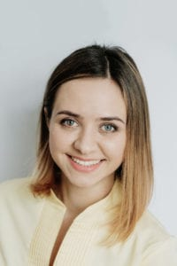 Рум'янцева Дарія Вадимівна - лікар ультразвукової діагностики.