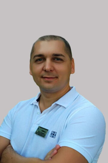 Бабинец Иван Степанович Специалист с Ультразвукового исследования