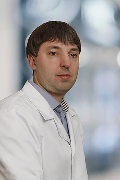 Ткаченко Юрій Володимирович - лікар УЗД.