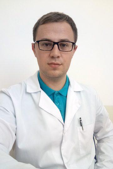 Горохов Андрій Валерійович Лікар-уролог