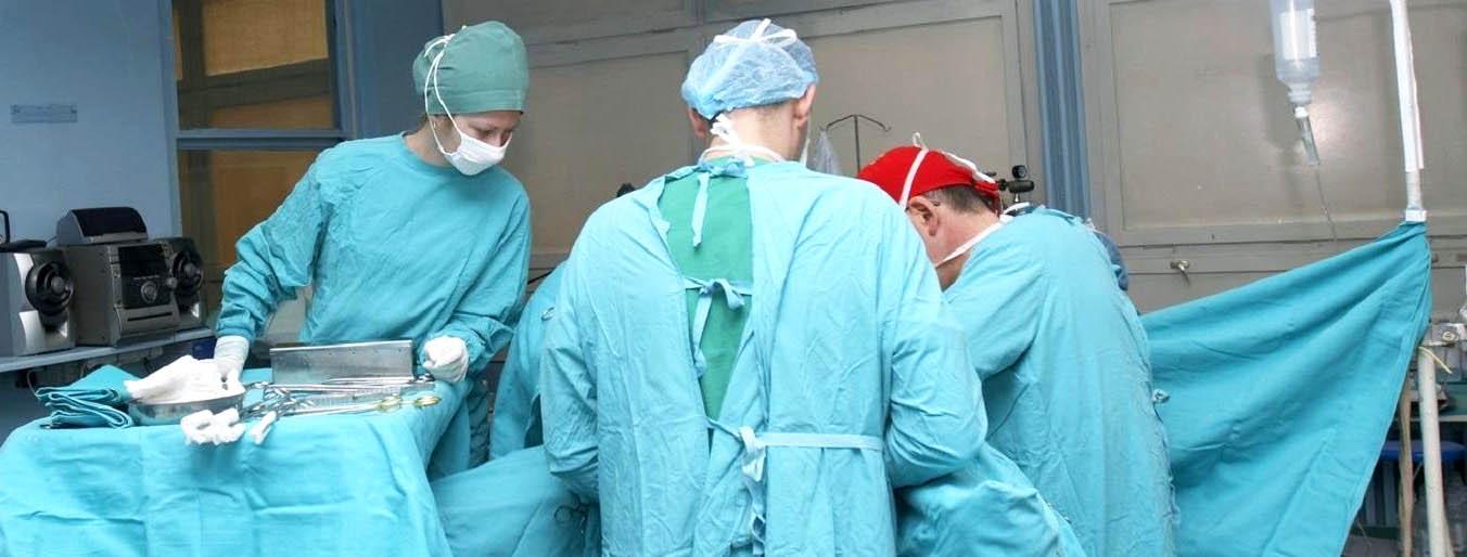 Операція в медичному центрі Уросвіт.