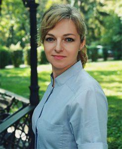 Чубінська Олена Ігорівна - лікар з ультразвукової діагностики.