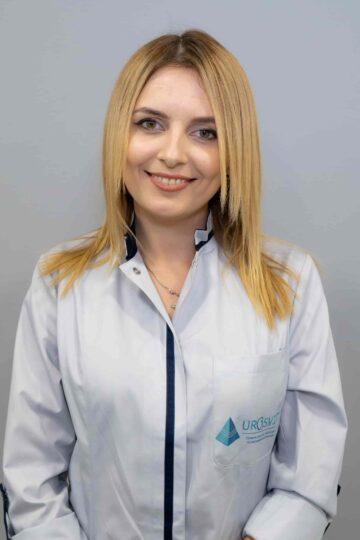 Титова Ульяна Любомировна Специалист с ультразвуковой диагностики