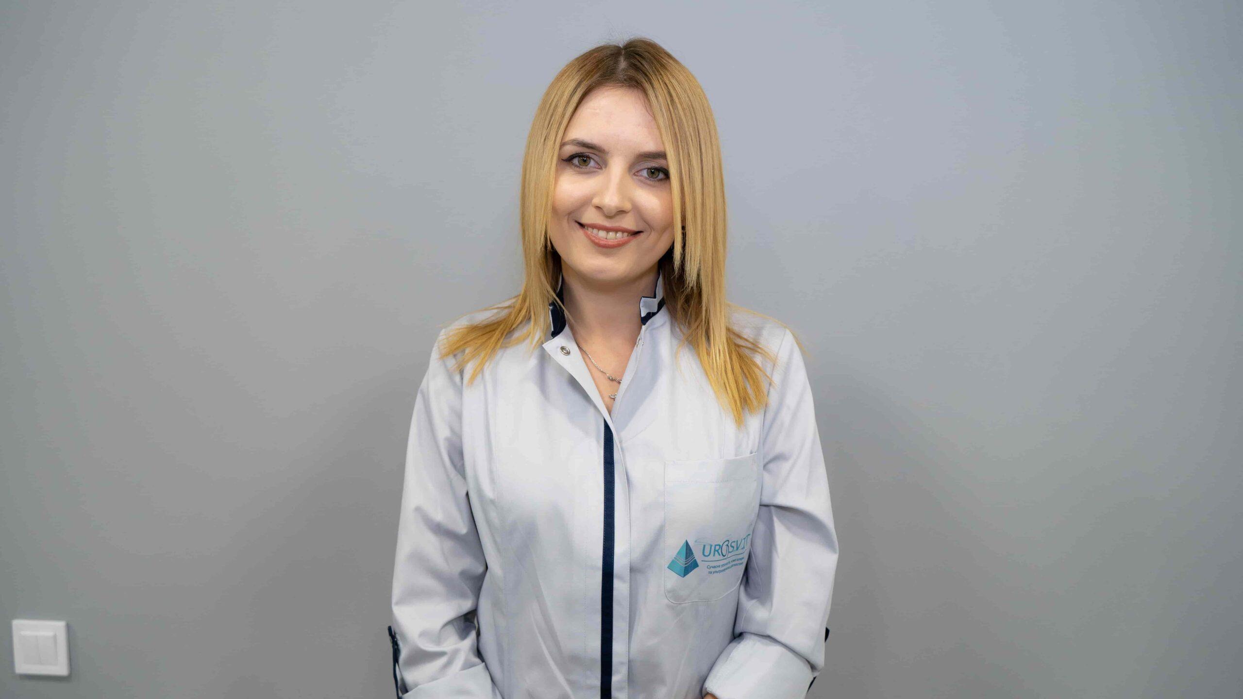 Тітова Уляна Любомирівна