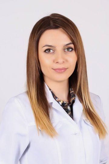 Тітова Уляна Любомирівна Спеціаліст з ультразвукової діагностики