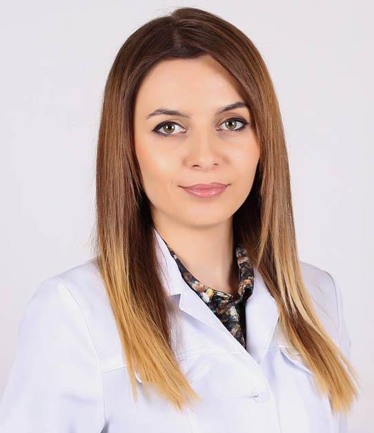 Тітова Уляна Любомирівна - лікар ультразвукової діагностики.