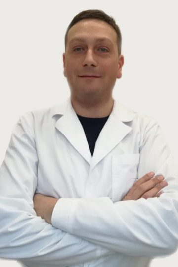 Козакевич Ростислав Ігорович Лікар ортопед-травматолог Вищої категорії