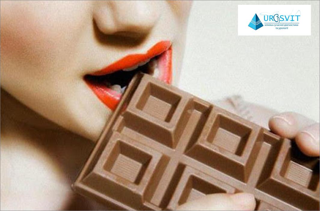 Причини переїдання солодкими виробами