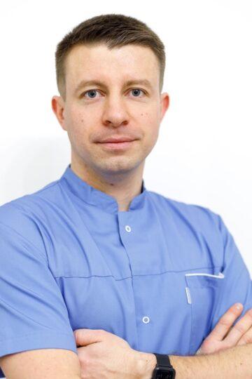 Маркив Тарас Богданович Врач ультразвуковой диагностики