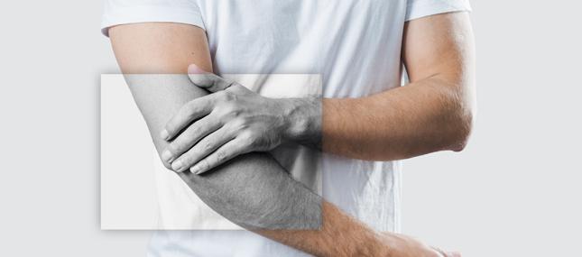 Боль в локте:причины и симптомы.