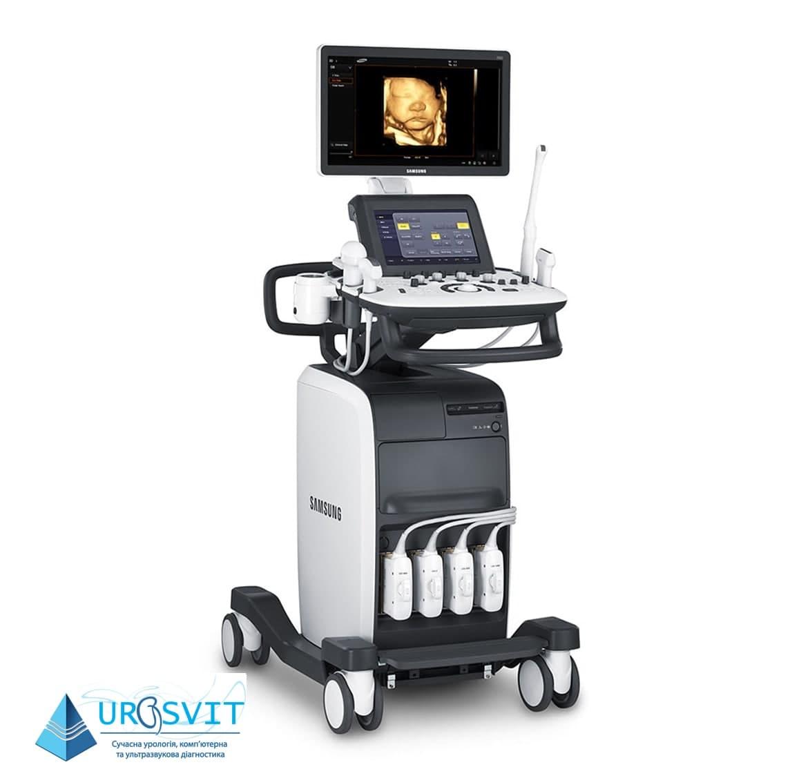 Апарат для УЗД скринінгу вагітних.