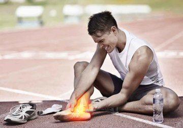 Ударно-хвильова терапія при лікуванні спортивних травм.