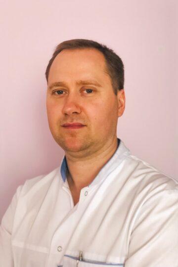 Ролюк Александр Иванович Врач хирург-проктолог высшей категории, врач ультразвуковой диагностики 2 категории