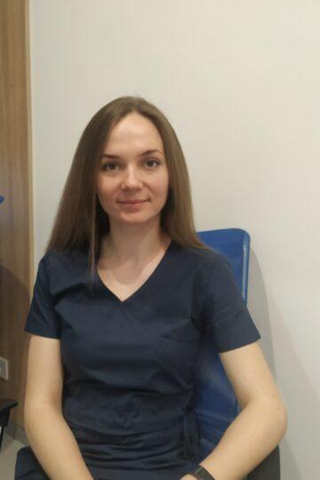 Жезло Галина Миколаївна Лікар –рентгенолог
