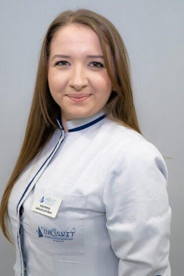 Кобилинець Наталья Сергеевна врач УЗИ