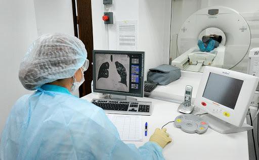 Показання для проведення КТ органів грудної клітини